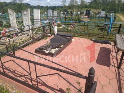 Разгром кладбища под Тулой: вандалами оказались двое детей
